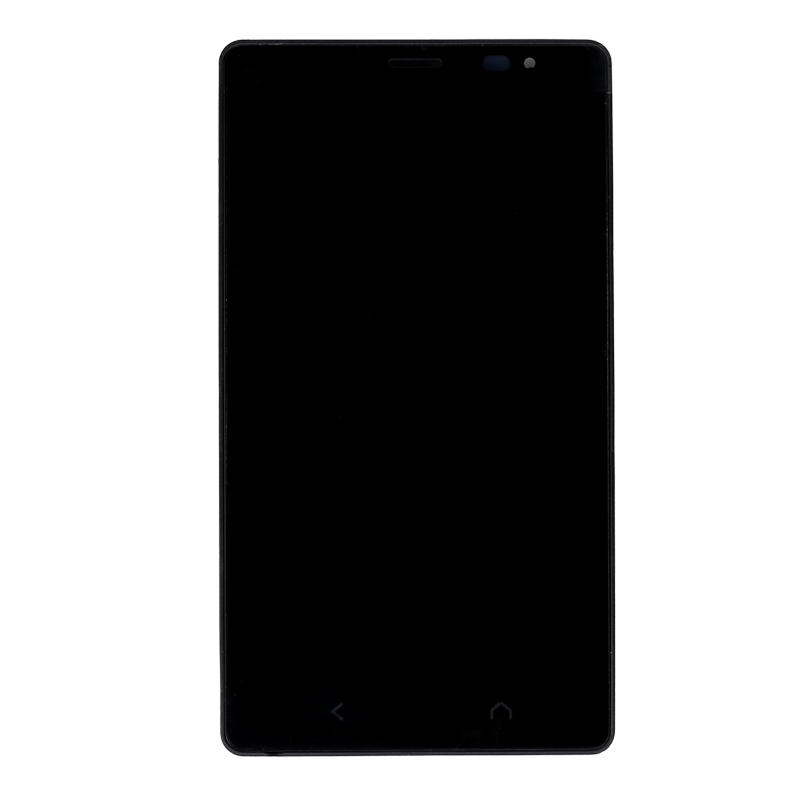 LCD Display Touch Screen Digitizer with Frame Replacement For NOKIA X2 RM-1013 RM-1014 X2DS