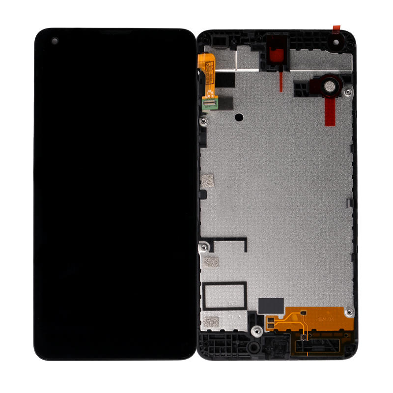 LCD Display Touch Screen Digitizer Assembly With Frame For Nokia For Microsoft Lumia 550 N550 RM-1127