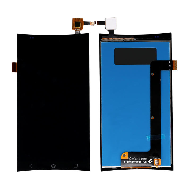 LCD Display with Touch Screen Digitizer Parts For Acer Liquid E700