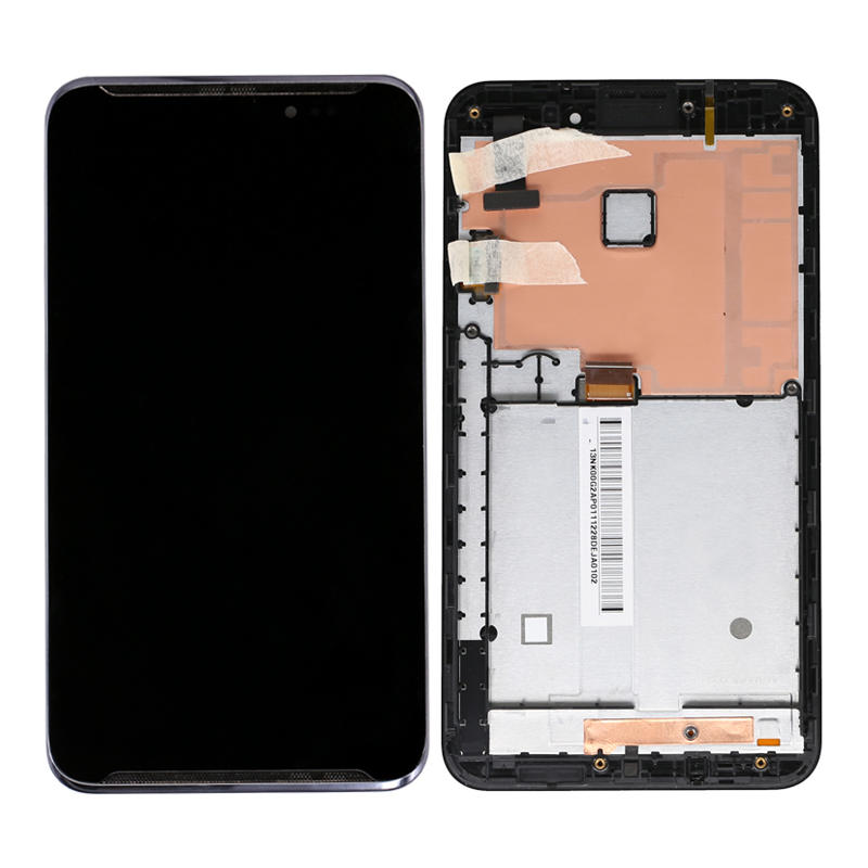LCD Display Touch Screen Digitizer with Frame For Asus Fonepad Note 6 FHD6 ME560CG ME560 K00G