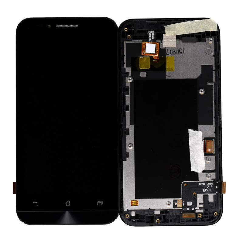 LCD Display Touch Screen Digitizer Assembly + Frame For ASUS Zenfone Go ZC451TG