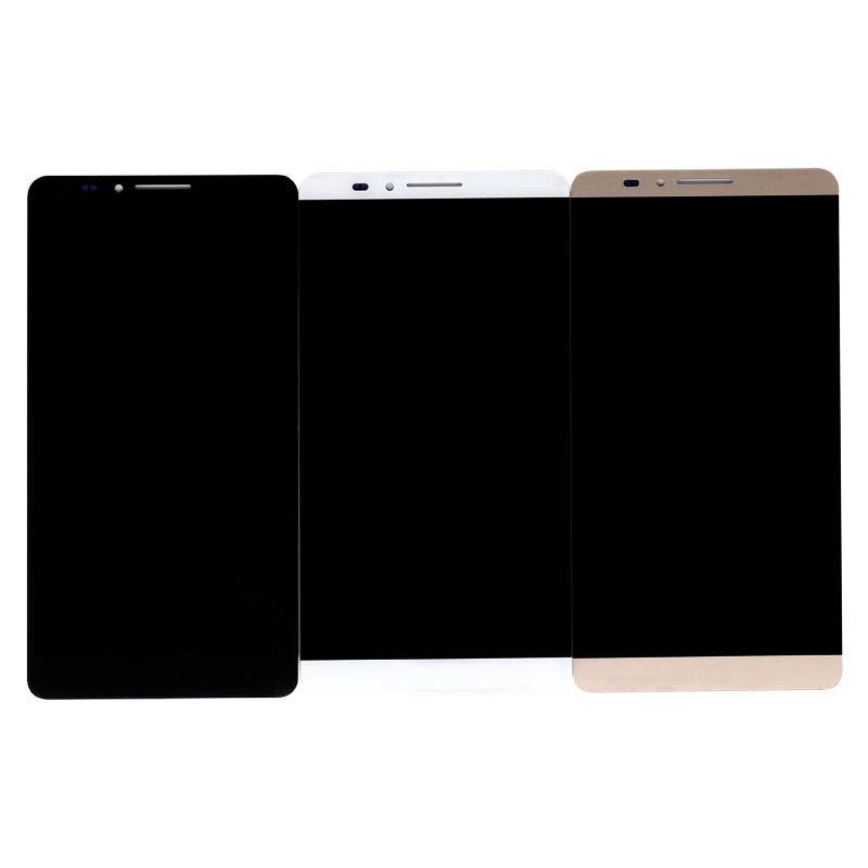 LCD Display Touch Screen Digitizer Replacement Parts For HUAWEI Ascend Mate 7 MT7-TL00 MT7-CL00