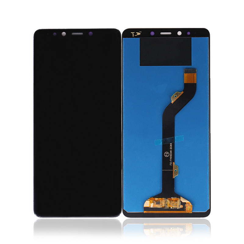 LCD Display Touch Screen Complete Assembly Glass Digitizer Replacement LCD For Infinix Note 5 X604