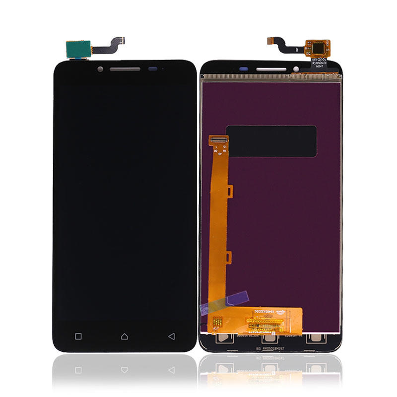 LCD Display with Touch Screen Digitizer Smartphone Replacement For Lenovo A6600