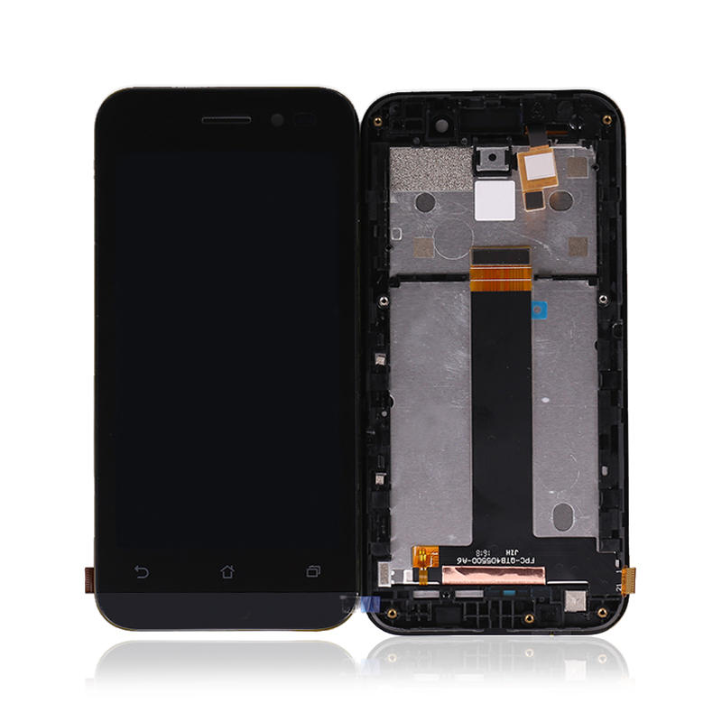 LCD Display With Touch Screen Digitizer Assembly With Frame For Asus Zenfone Go ZB452KG X014D