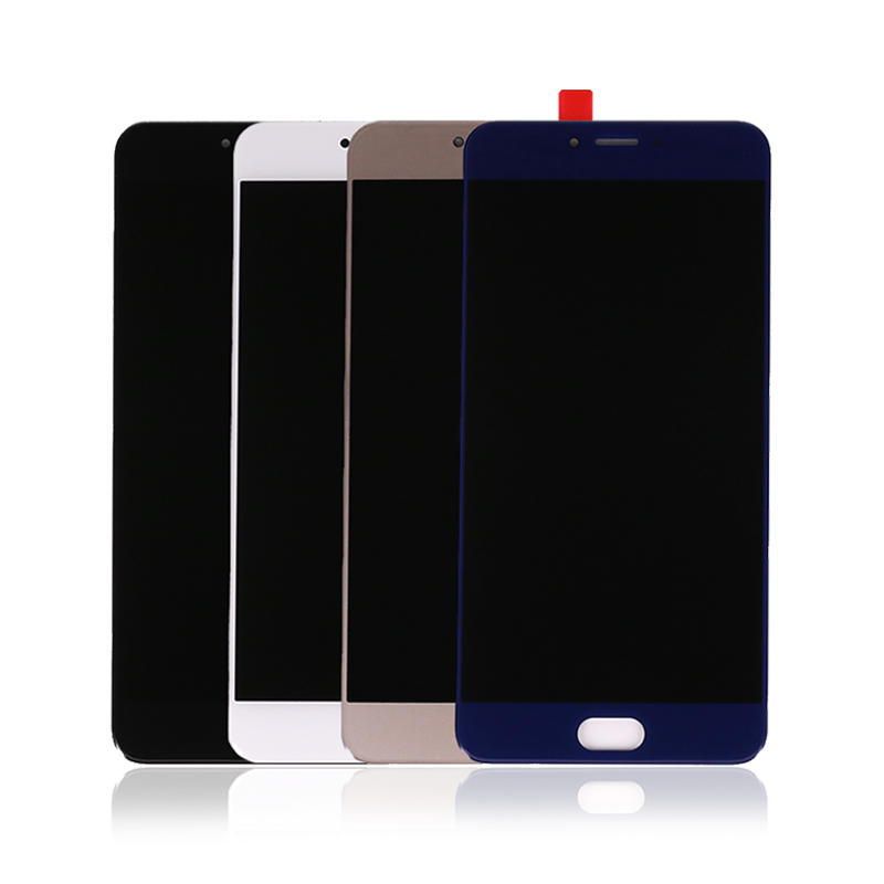 LCD Display with Touch Screen Digitizer Assembly Replacement Parts For Meizu For Meilan X M682Q M3X