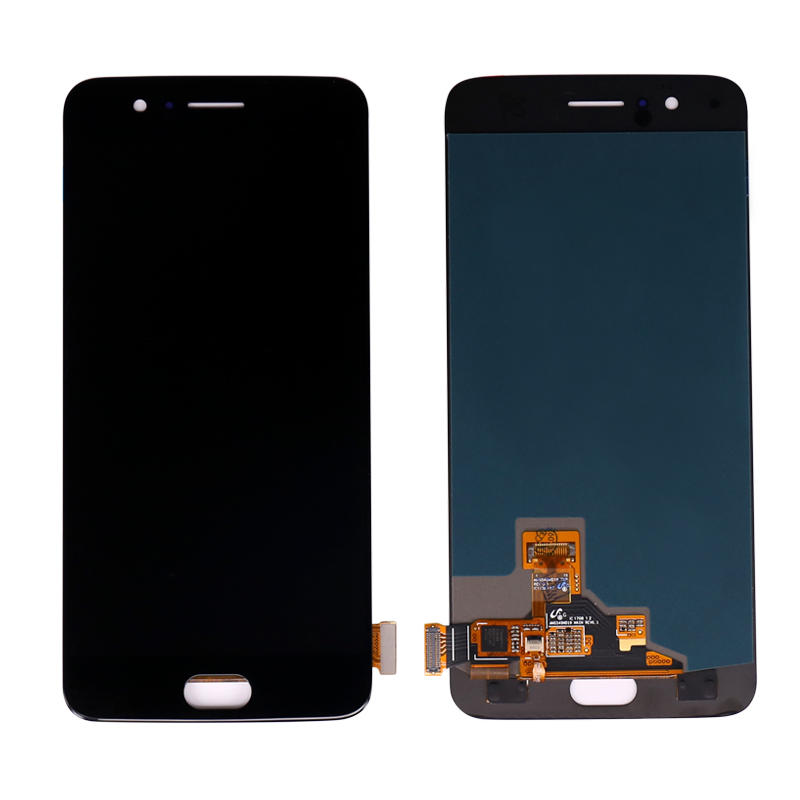 LCD Display Touch Screen Digitizer Assembly Replacement Part For Oneplus 5 A5000