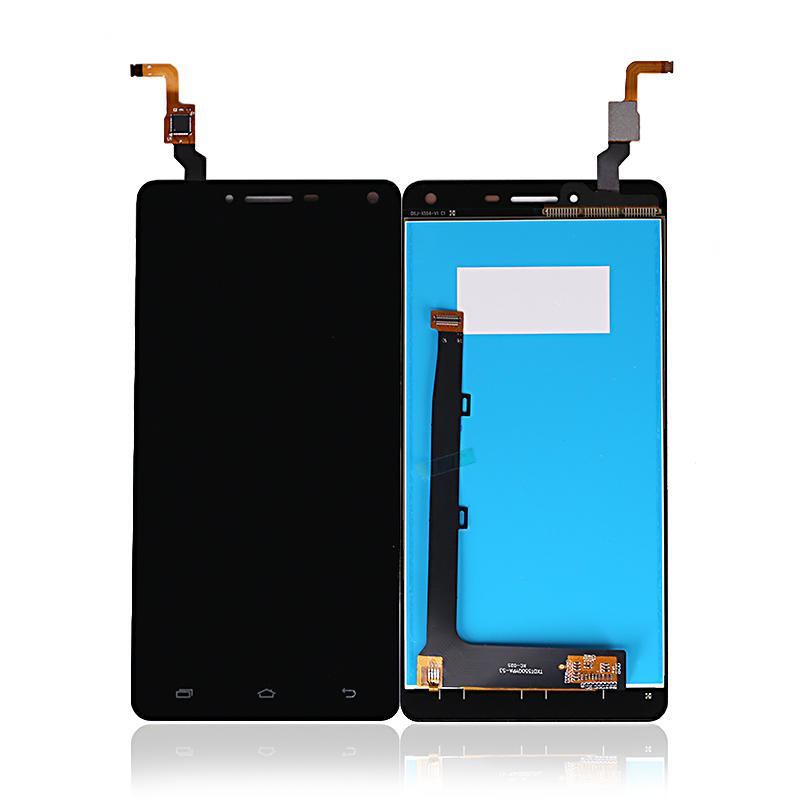 LCD Display Touch Screen Assembly Glass Panel Digitizer Touch Sensor Replacement For Infinix Hot 3 LTE X553