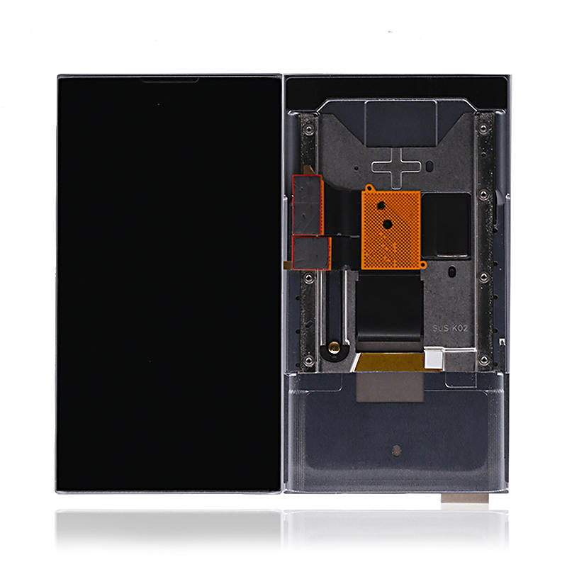 LCD Display Touch Screen Digitizer Assembly With Frame Replacement Parts For BlackBerry Priv