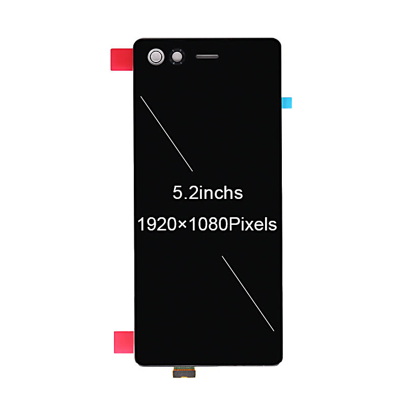 LCD Display with Touch Screen Digitizer Mobile Phone Accessories For ZTE Axon M Z999
