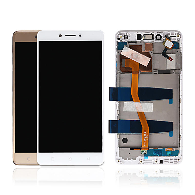 Display LCD With Touch Screen Digitizer Replacement For Lenovo K6 NOTE LCD K53a48 Parts