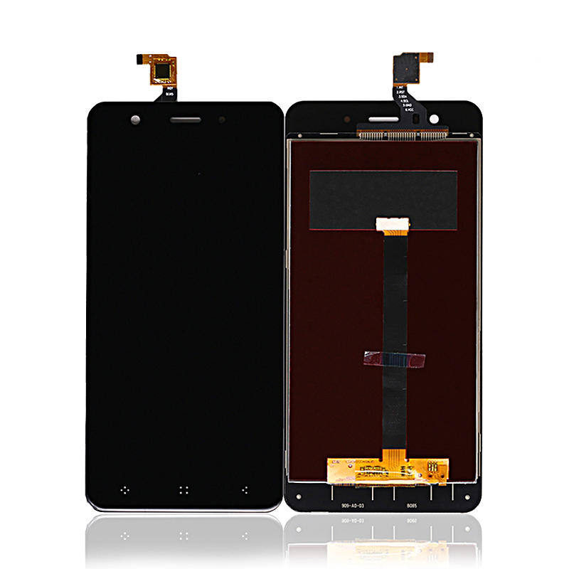 LCD Display with Digitizer Touch Screen Panel Pantalla LCD For ZTE P8 MINI