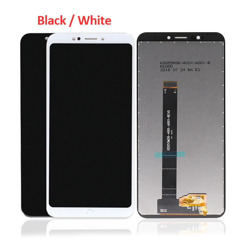 Full LCD Display+Touch Screen Digitizer Assembly Replacement For BQ Aquaris C
