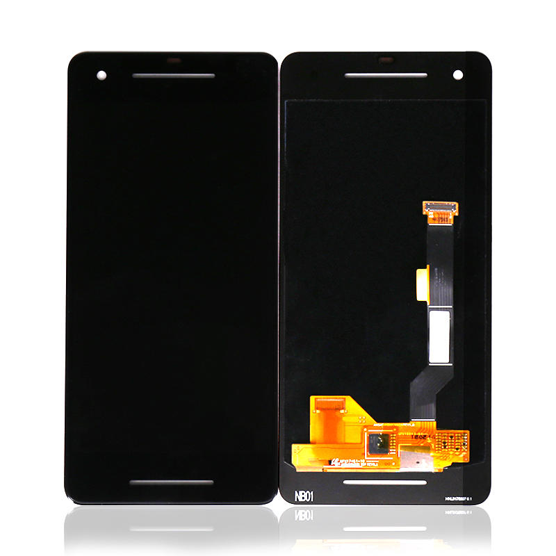 LCD Screen Display Touch Glass Assembly Repair Cellphone Parts For HTC For Google Pixel 2