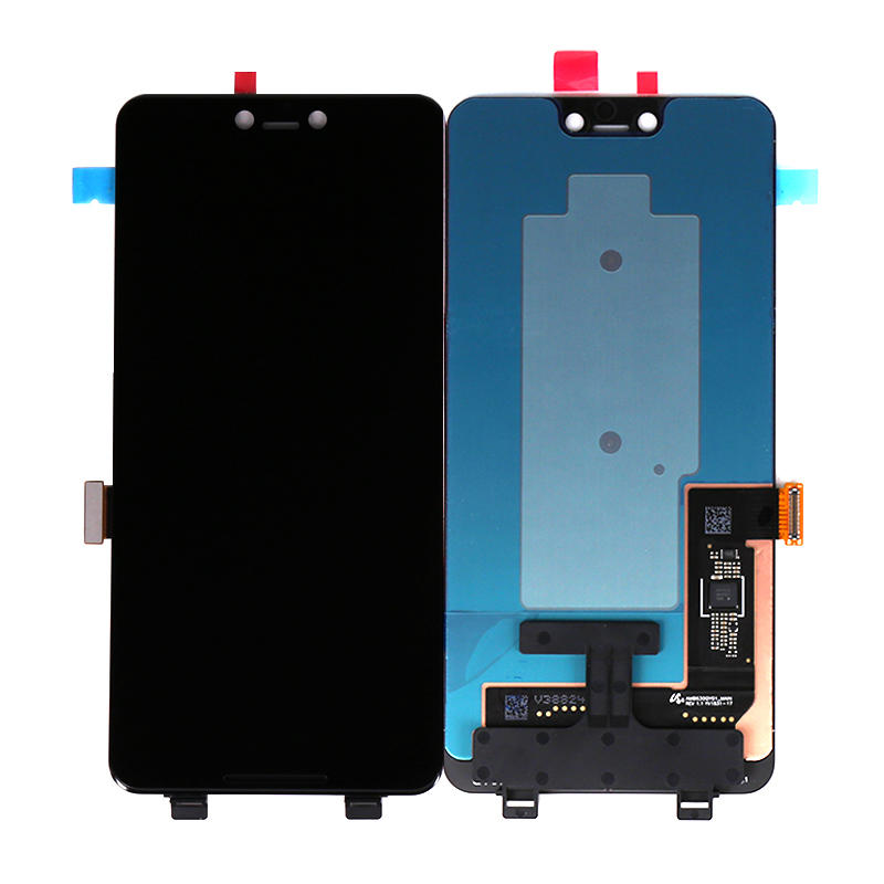 LCD Display Touch Screen Digitizer Assembly Replacement For HTC For Google Pixel 3XL
