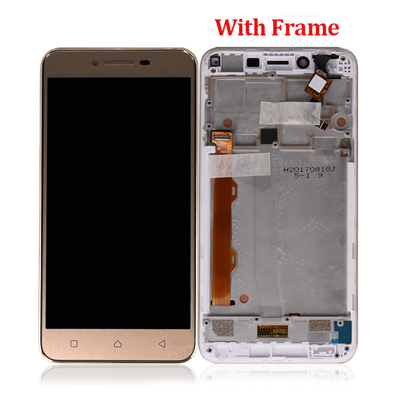 LCD Display Touch Screen Digitizer Assembly For Lenovo Vibe K5 A6020A40 A6020a41