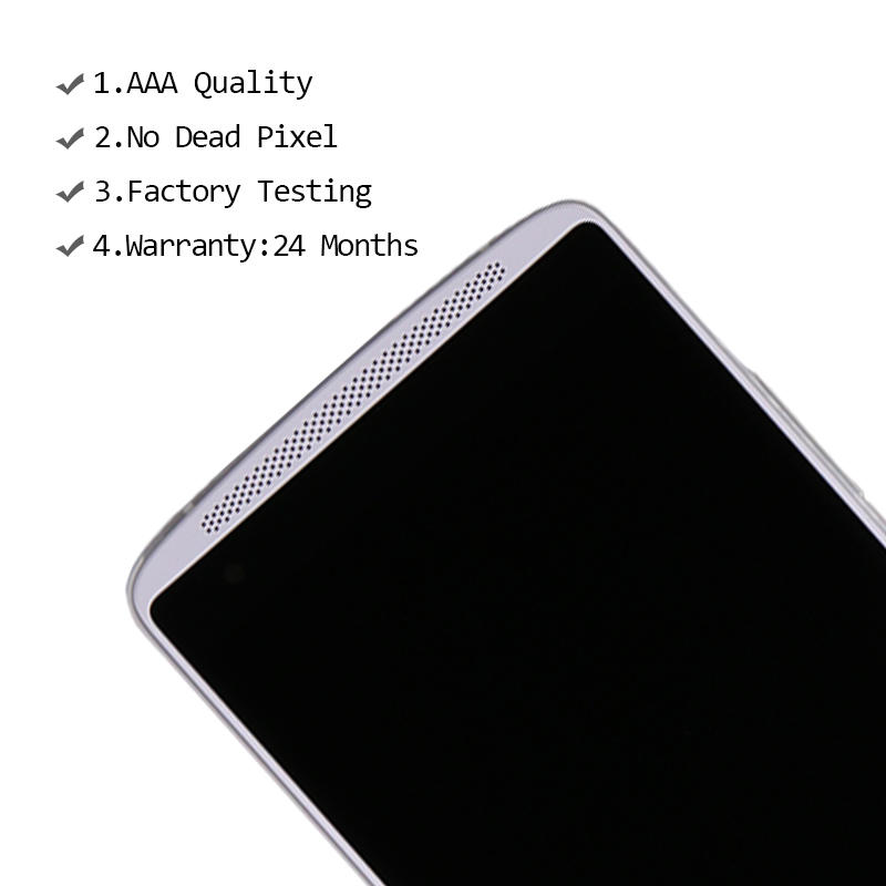 Display LCD Touch Screen Digitizer Replacement Parts For Lenovo Vibe X3 For Lemon X X3C50 X3C70 X3A40