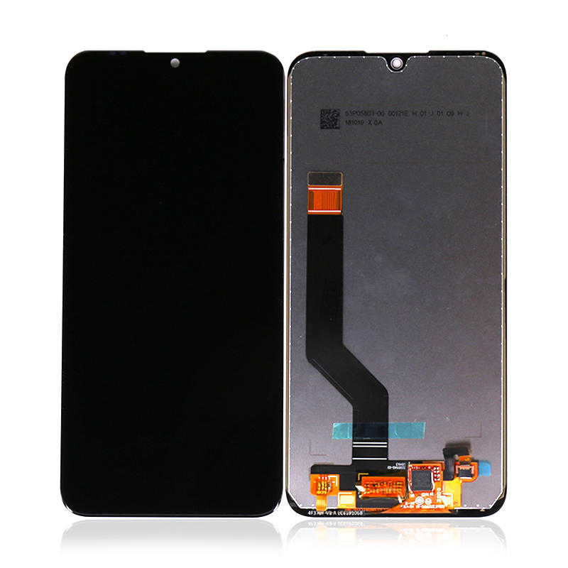 LCD Display Touch Screen Digitizer Assembly Replacement For Xiaomi Mi Play M1901F9E