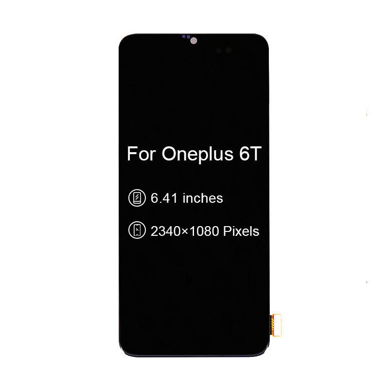 LCD Display With Touch Screen Digitizer Assembly For Oneplus 6T A6010 A6013