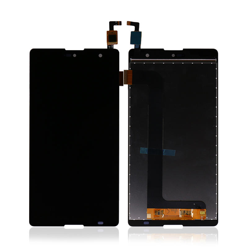 Mobile Phone LCD Display With Touch Screen Digitizer Assembly For Lanix Llium X710