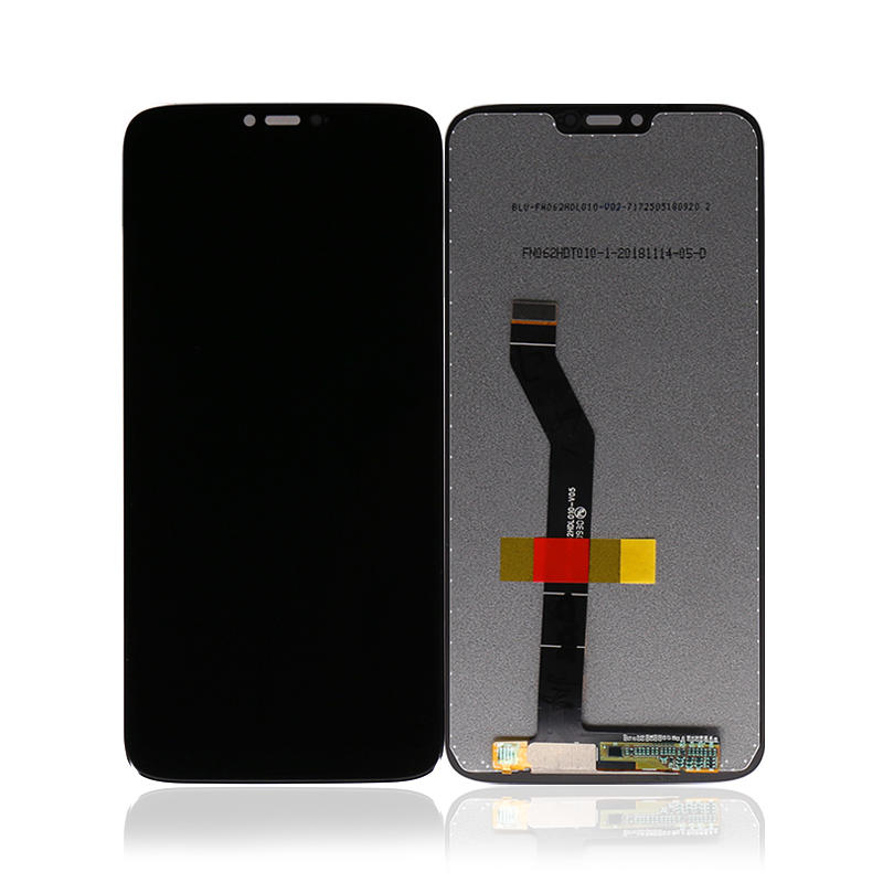 LCD Display Touch Screen Sensor Panel Digitizer Assembly For Motorola For Moto G7 Power XT1955