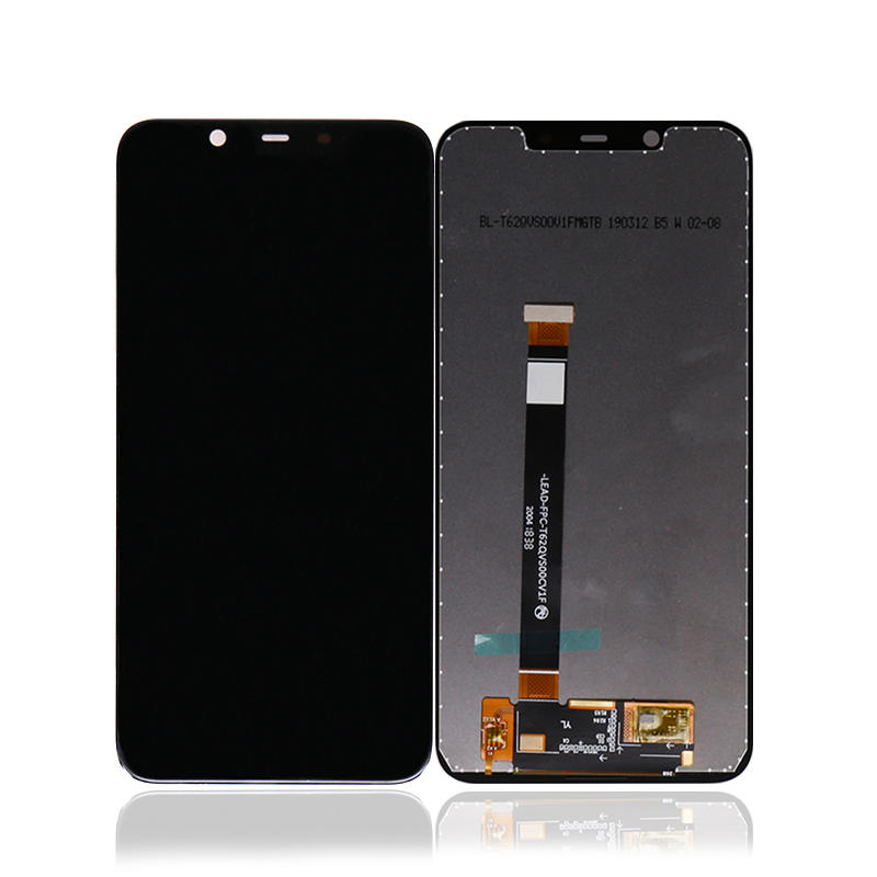 LCD Display Touch Screen Digitizer LCD Replacement Assembly For Nokia 7.1 Plus / 8.1 / X7