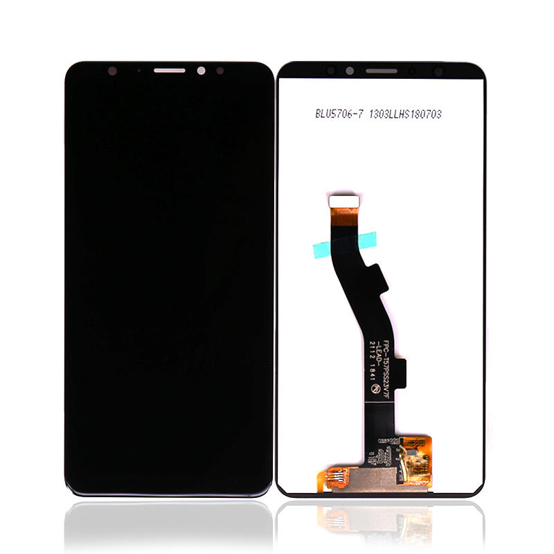 Mobile LCD Display With Touch Screen Digitizer Assembly LCD For Meizu V8 / M8 LCD Screen For Meilan 8