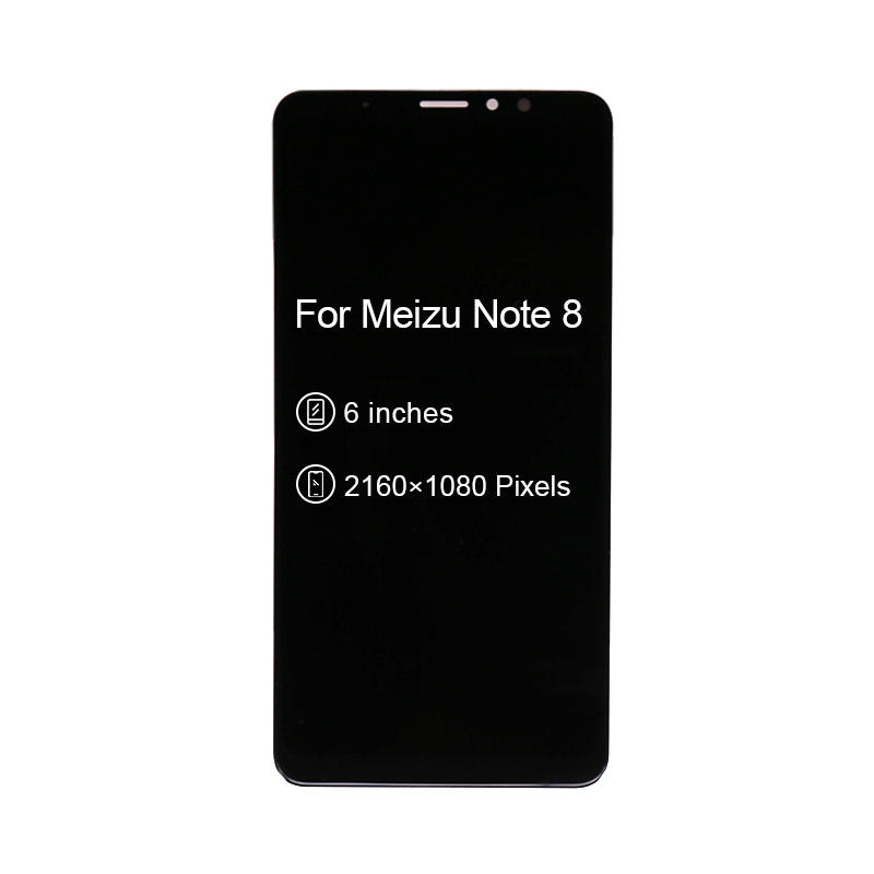 LCD Screen Display+Touch Panel Digitizer Screen Assembly For Meizu Note 8 Display