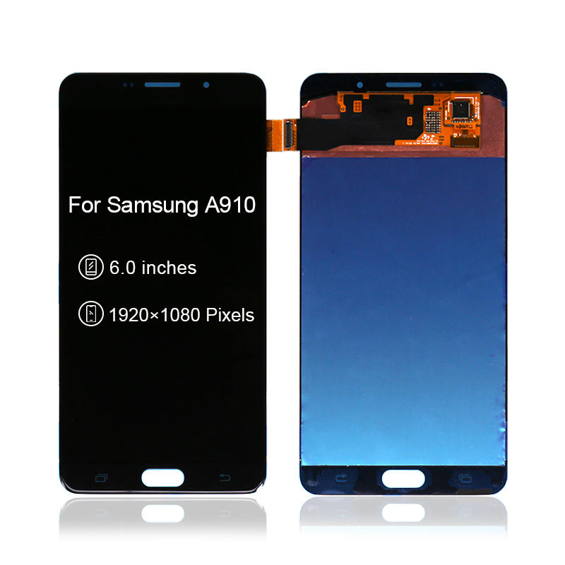 LCD Display Touch Screen Digitizer Replacement For SAMSUNG For GALAXY A9 Pro 2016 A910 A9100 A910F