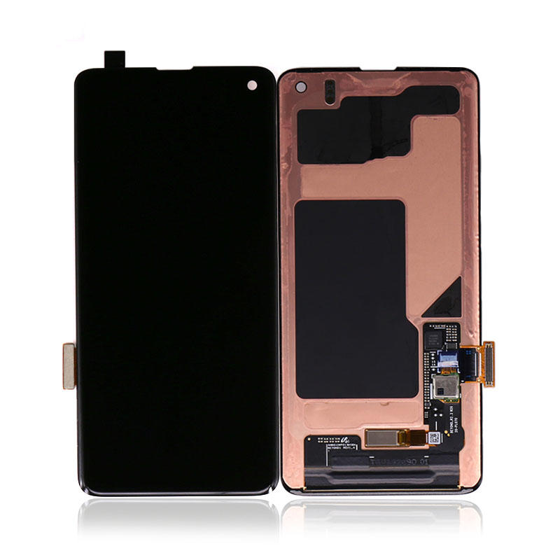 LCD Display Touch Screen Digitizer Replacement For SAMSUNG For Galaxy S10 G9730 G973W G973U G973F/DS LCD Screen