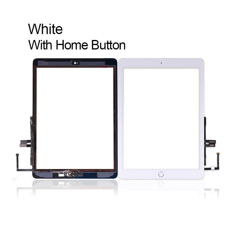 Factory Price Touch Screen Digitizer For IPad 6 For iPad 9.7 (2018 Version) A1893 A1954 For iPad 6 6th Gen With Home Button