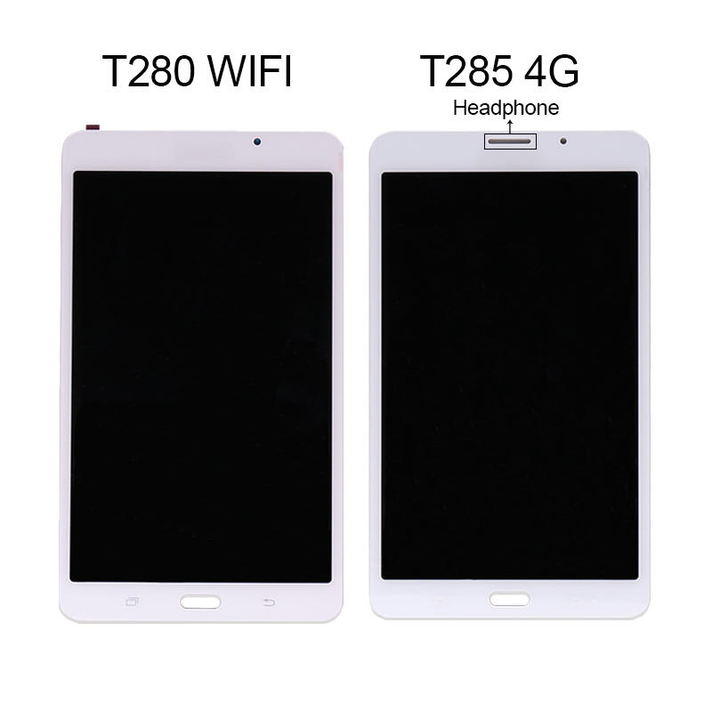 Wholesale LCD Touch Screen For Samsung T280 LCD Display For Samsung For Galaxy Tab A 7.0 (2016) T280 Wifi Version