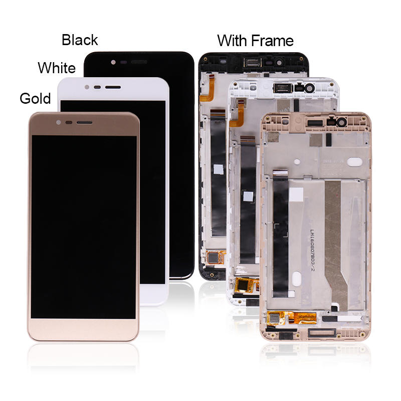 LCD Display With Touch Screen Digitizer Assembly + Frame For Asus Zenfone 3 Max ZC520TL X008D LCD