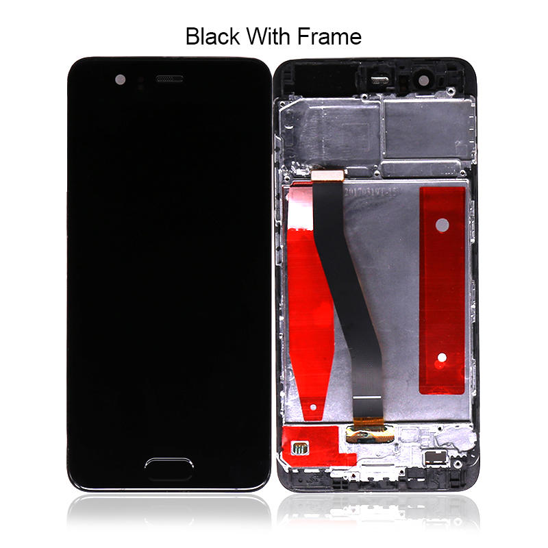LCD With Touch Screen Display Digitizer Assembly +Frame For Huawei P10