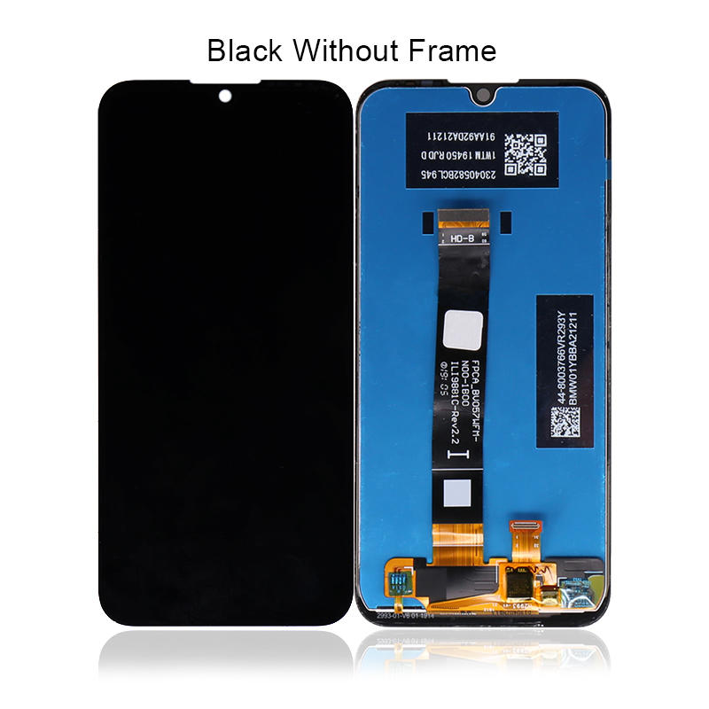 LCD Display Assembly With Touch Screen Digitizer Black For Huawei Y5 2019 For Huawei Honor 8S LCD