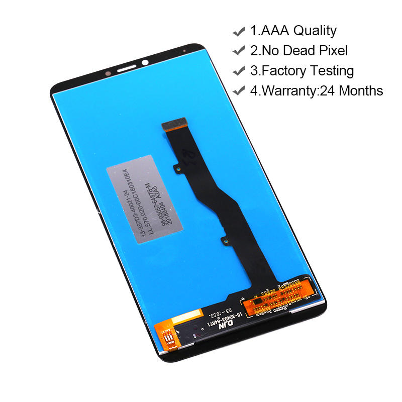 LCD With Digitizer Assembly For Vodafone Smart X9 VFD820 LCD Touch Screen Display