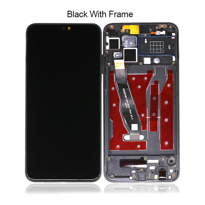 LCD Display Touch Screen Digitizer Assembly With Frame For Huawei Honor 8X