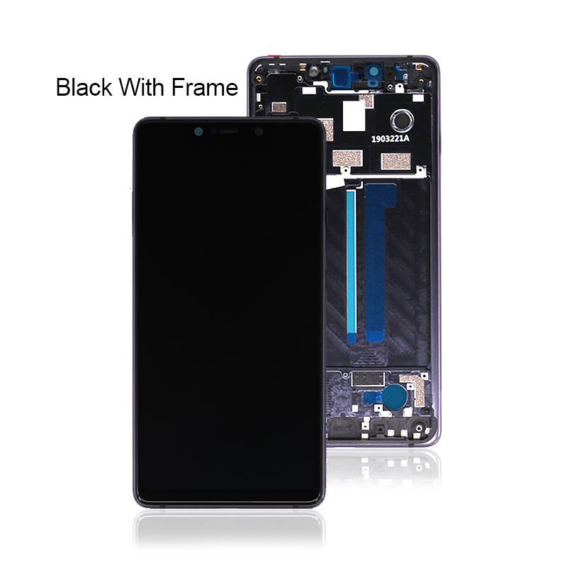 LCD Display Digitizer Assembly Screen Touch Replacement With Frame For Xiaomi Mi 8 SE LCD