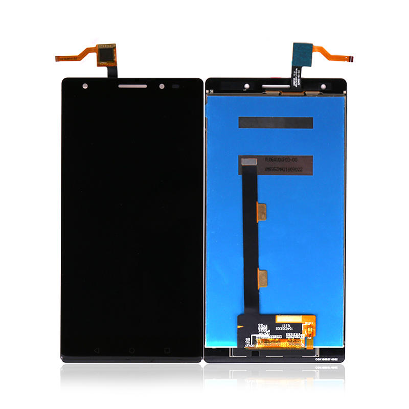 Full LCD Display and Touch Screen Glass Digitizer Assembly For Lenovo Phab2 Phab 2 Plus PB2-670M PB2-670