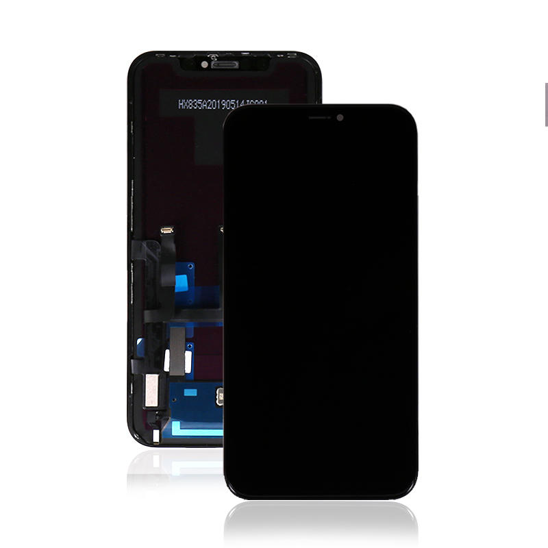 LCD Display With Touch Screen Digitizer Assembly Mobile Phone Parts For iPhone XR