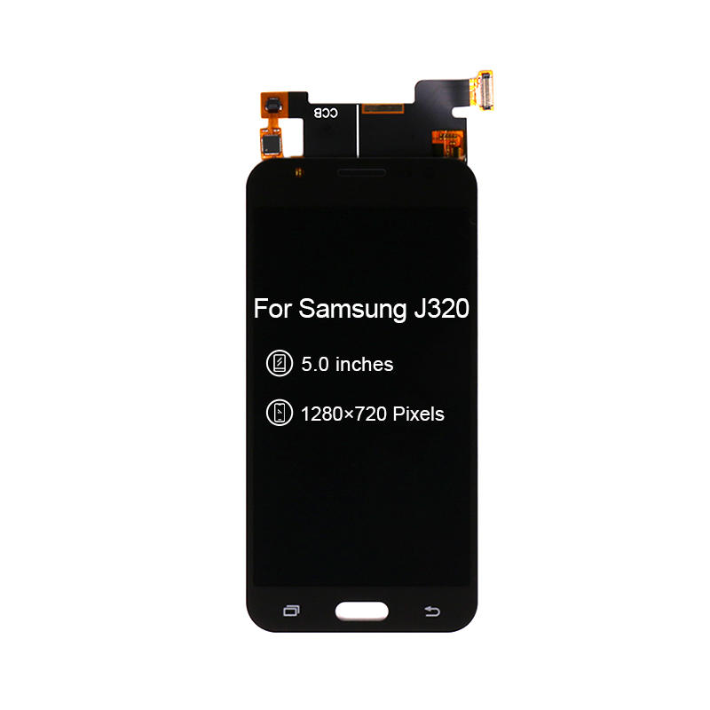 LCD Display Touch Screen Digitizer Assembly For Samsung J3 2016/J320