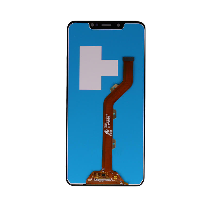 LCD Display Touch Screen Digitizer Assembly Repair Parts For Infinix Hot 7 X624