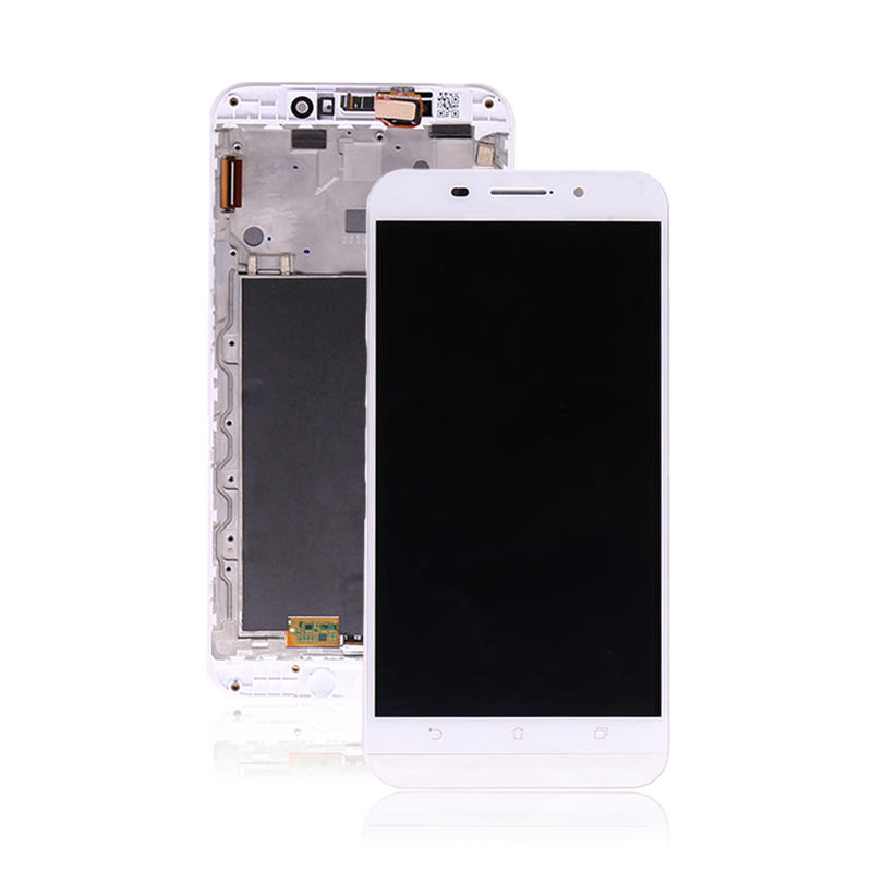 5.5'' Replacement LCD Display With Touch Screen+Frame For Asus Zenfone Max ZC550KL