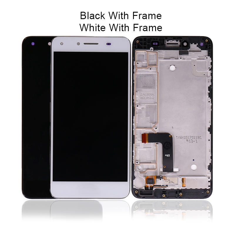 LCD Display + Frame With Touch Screen Digitizer Assembly For Huawei Y5II Y5 II CUN-U29