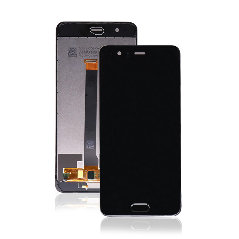 LCD Display With Touch Screen Assembly Spare Parts With Frame For Huawei P10 Plus