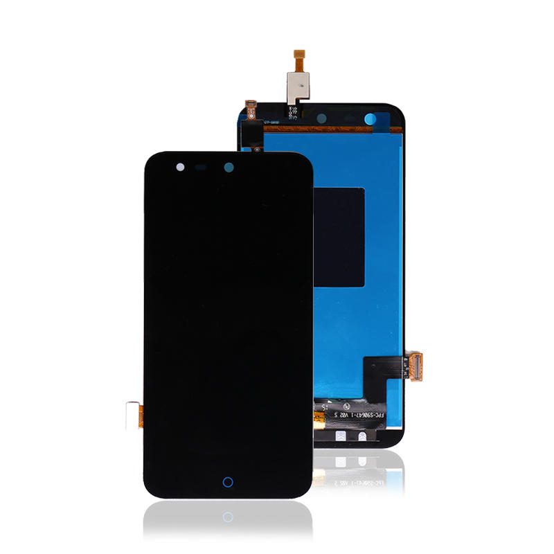Mobile Parts LCD With Touch Screen Display Digitizer Assembly For ZTE Blade X3 A452