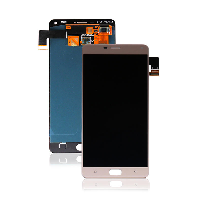 New Arrival LCD Touch Screen Digitizer Sensor Display Panel Screen Assembly For Gionee Marathon M5 Plus M5plus