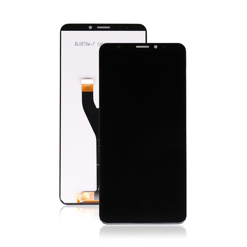 LCD Display With Touch Screen Digitizer Assembly LCD For Meizu M8 LCD Screen For Meizu V8 Pro