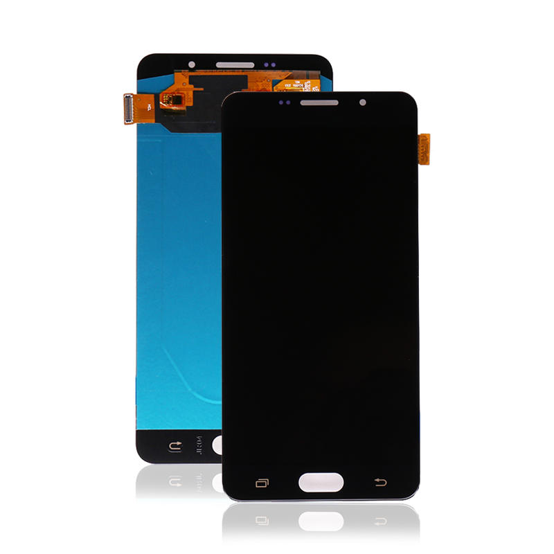 LCD Display With Touch Screen Digitizer Assembly For Samsung For Galaxy A710 A7 2016 LCD Screen