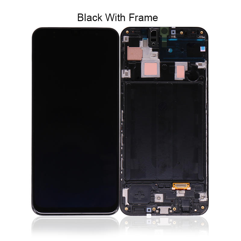 Original LCD Display With Frame Touch Screen Digitizer For Samsung For Galaxy A30 A305
